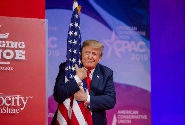 """Трамп заявил, что в Конгрессе """"есть люди, которые ненавидят нашу страну"""""""