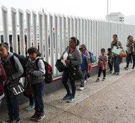 На границе задержали рекордное за 11 лет число иммигрантов