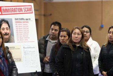 Осторожно мошенники: в Нью-Йорке арестовали очередного шулера, который надувал иммигрантов