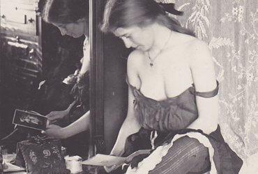 Проституция 19 века: как выглядели и чем жили секс-работницы в США (фото)