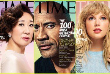 Самые влиятельные люди по версии Time: насильник и жертва, женщины-пионерки и снова без Путина