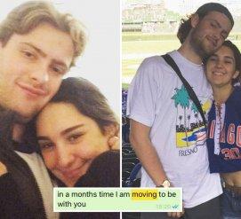 Не пустили на границе из-за сообщения: как британец не доехал к любимой девушке