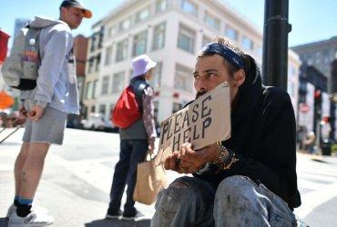 Жилье как роскошь: бездомных в Сан-Франциско становится все больше