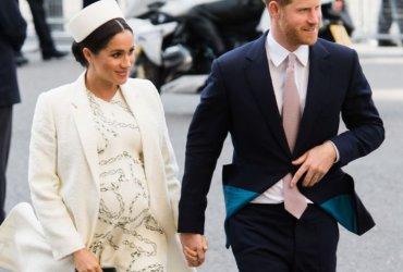 Меган Маркл родила ребенка и не будет с ним фотографироваться, вопреки королевским традициям