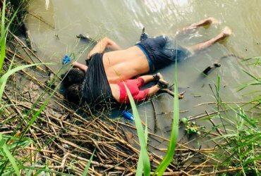 Смерть на границе: шокирующие фото утонувших иммигрантов вызвали скандал в США