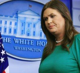 Сара Сандерс покидает Белый дом. Почему она уходит с поста пресс-секретаря Трампа?