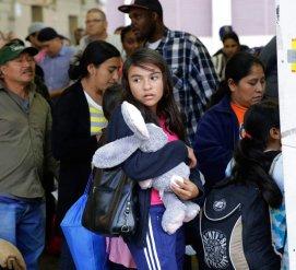 Ищущие убежища семьи почти никогда не приходят на слушания в суд. Это правда?