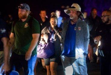 Стрельба на фестивале еды в Калифорнии: четверо погибли, 15 ранены