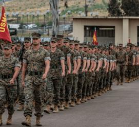 Американские военные помогали иммигрантам нелегально попасть в США