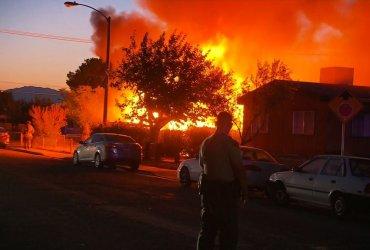 В Южной Калифорнии произошли два мощных землетрясения: объявлено чрезвычайное положение