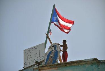 Ураган Дориан приближается к США. Пуэрто-Рико все еще не готово к нему