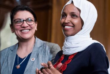 """Израиль запретил въезд конгрессвумен-мусульманкам. Трамп назвал их """"позором"""""""