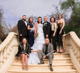 Как Ирина из Украины вышла замуж за полицейского из Калифорнии
