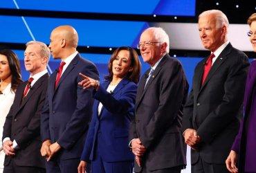 Кто победил на новых дебатах демократов и чего бояться лидерам гонки