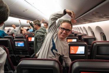 Из Нью-Йорка в Сидней без пересадки: самый долгий в истории рейс авиакомпании Qantas