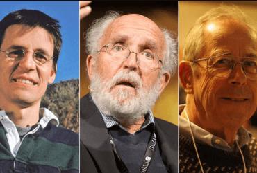 Нобелевскую премию по физике получили американец и швейцарцы. Они доказали, что Вселенная плоская, и нашли экзопланеты