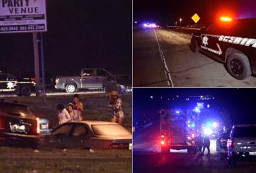 В Техасе открыли стрельбу на студенческой вечеринке: есть погибшие