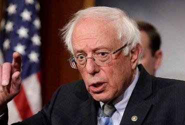 Миллиардеры будут платить налог в 97,5%, если победит Берни Сандерс