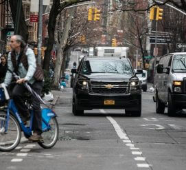 Может ли Нью-Йорк отменить бесплатные парковки на улицах?
