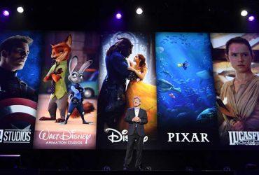 """""""Звездные войны"""" и 30 сезонов """"Симпсонов"""": Disney запустил свой стриминговый сервис в США"""