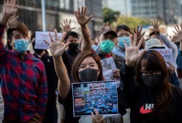 """""""Злобный характер США"""": Трамп подписал закон о поддержке протестов в Гонконге"""