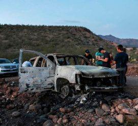 Наркоторговцы в Мексике убили девять американцев. Все погибшие – женщины и дети