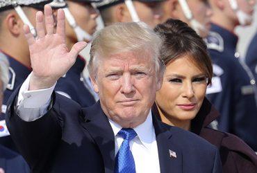 Трамп откроет парад в День ветеранов в Нью-Йорке