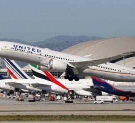 United Airlines будет 'удерживать' самолеты для опаздывающих из-за коротких стыковок пассажиров