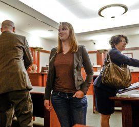Женщина из Юты может получить уголовный срок из-за того, что ходила дома топлес