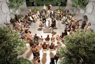 В Вашингтоне разрешили превращать человеческие тела в удобрение. Это новый экологичный способ захоронения