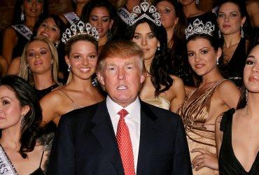 """Почему Дональд Трамп до сих пор любит """"Мисс Вселенную"""""""