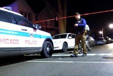 Стрельбу в Чикаго открыли на поминках парня, который погиб в перестрелке. Двое людей в критическом состоянии