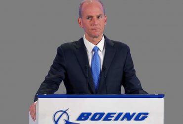 Директор Boeing ушел в отставку из-за скандального самолета