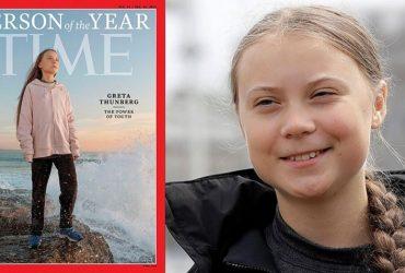 Человеком года по версии Time стала экоактивистка Грета Тунберг. Это самая молодая победительница в истории