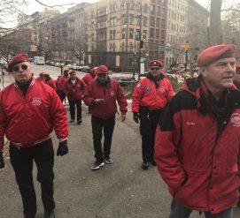 'Ангелы-хранители' патрулируют еврейские кварталы Нью-Йорка после антисемитских нападений