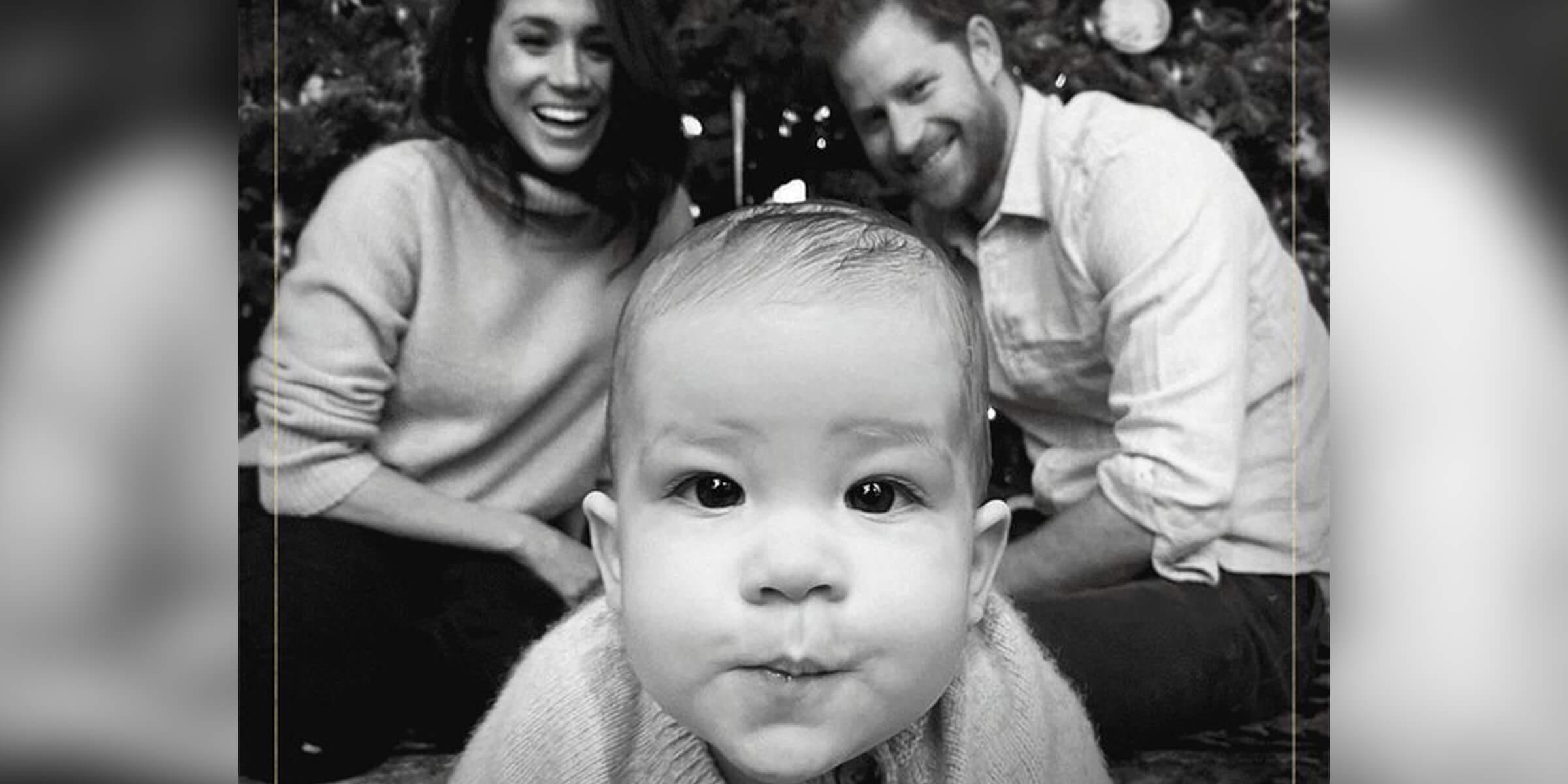 Меган Маркл, принц Гарри и малыш Арчи провели Рождество в Канаде   Rubic.us