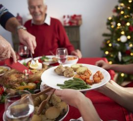 Как не набрать вес в праздничные дни: ученые нашли средство