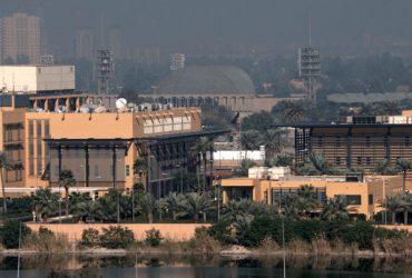 Обстрел посольства США в Ираке: как минимум один человек ранен