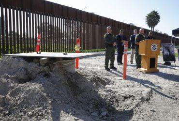 Обнаружен самый длинный туннель для контрабанды наркотиков в Сан-Диего