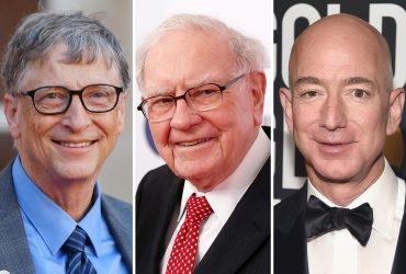 Где живут американские миллиардеры из списка Forbes 400