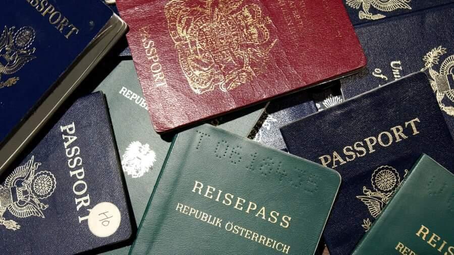 """Какая страна возглавляет список самых """"сильных"""" паспортов мира?   Rubic.us"""