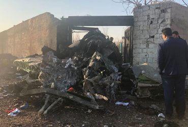 В Тегеране разбился украинский самолет: 176 погибших