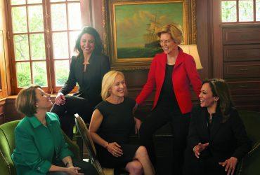Готовы ли американцы избрать женщину-президента?