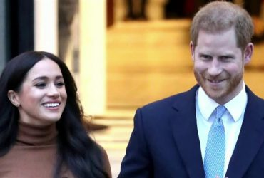 Принц Гарри и Меган Маркл 'выходят' из королевской семьи