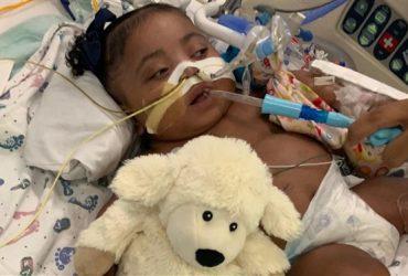 Врачи в Техасе могут отключить 11-месячную девочку от систем жизнеобеспечения