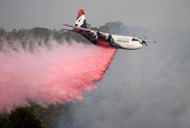 Трое американцев погибли при тушении пожаров в Австралии