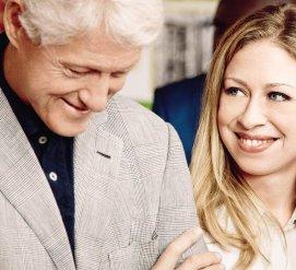 Как зарабатывает деньги дочь Билла и Хиллари Клинтон