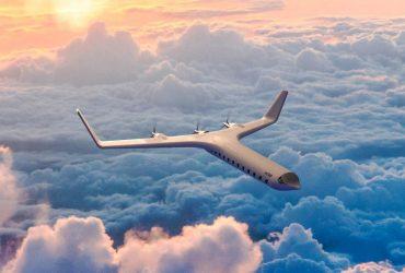 Футуристический самолет Her0 Zero будет более экологичным