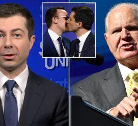 'Я люблю своего мужа': Буттиджич надеется, что Америка готова к президенту-гею