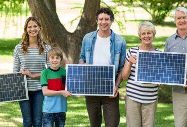 Солнечные панели смогут работать круглосуточно